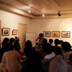 セミナー&スイーツ×池田はち絵本展ご参加ありがとうございました。